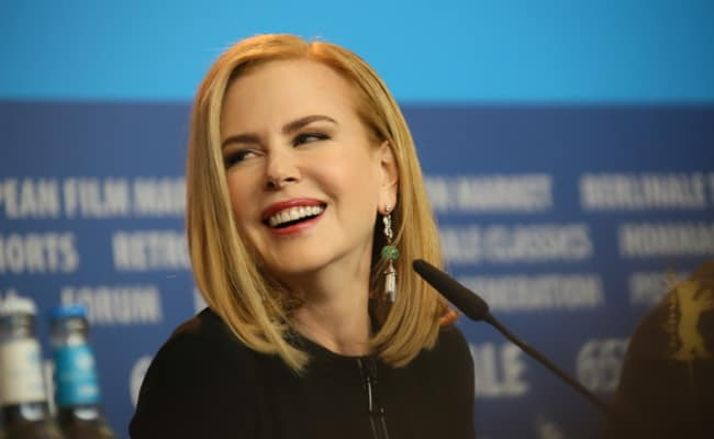 Nicole Kidman Says She and Cruise Were Happily Married During Eyes Wide Shut