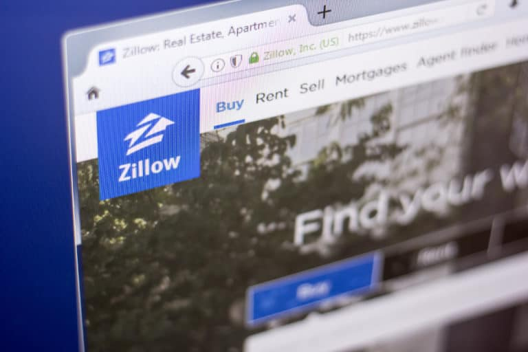 Zillow stock prices soar after fourth quarter