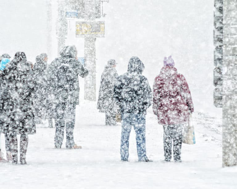 The Science Of Thundersnow In A Nor'easter
