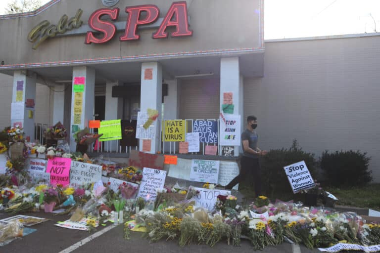 Spa shootings could be the first test of Georgia's new hate crime law