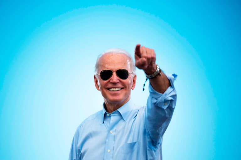 What Is Joe Biden's Current Approval Rating?