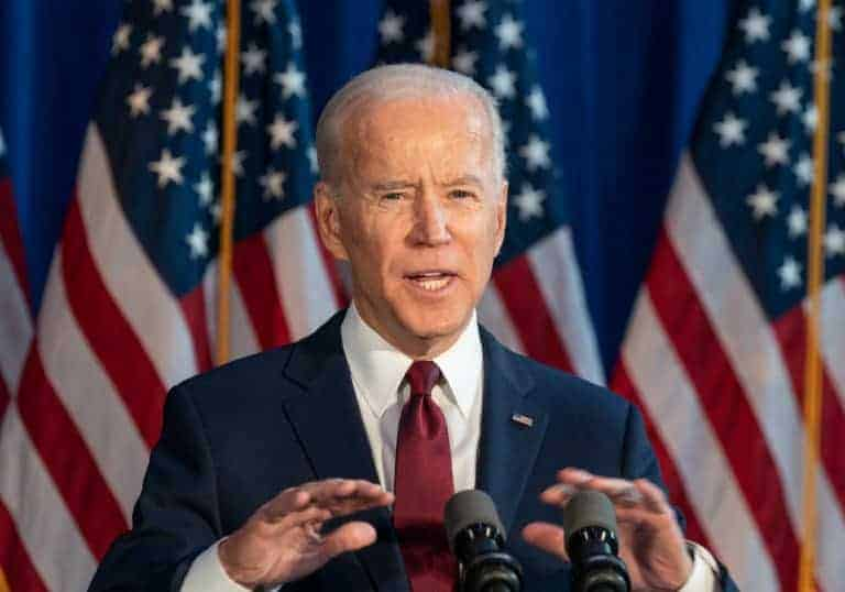 Joe Biden Delivers His First Address to Congress